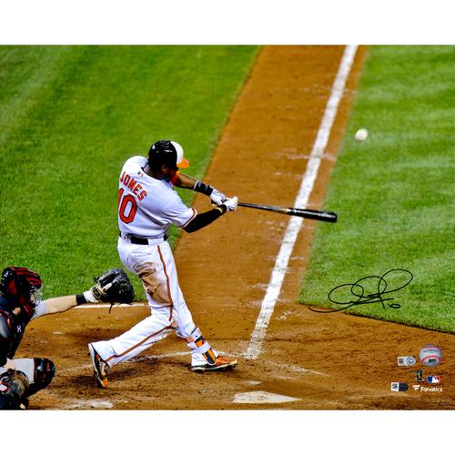 Adam Jones Baltimore Orioles Autographed 16