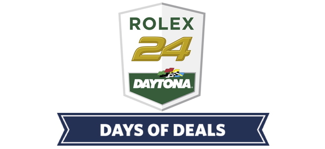 ROLEX 24 AT DAYTONA® + GATORADE VICTORY LANE ACCESS - PACKAGE 2 of 4