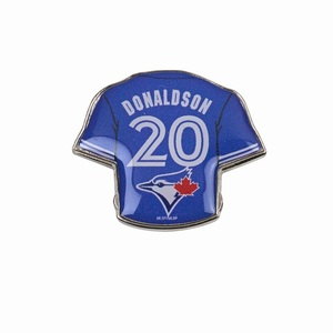 Toronto Blue Jays Josh Donaldon Jersey Pin by Aminco