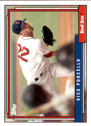 Photo of 2017 Topps Archives #240 Rick Porcello