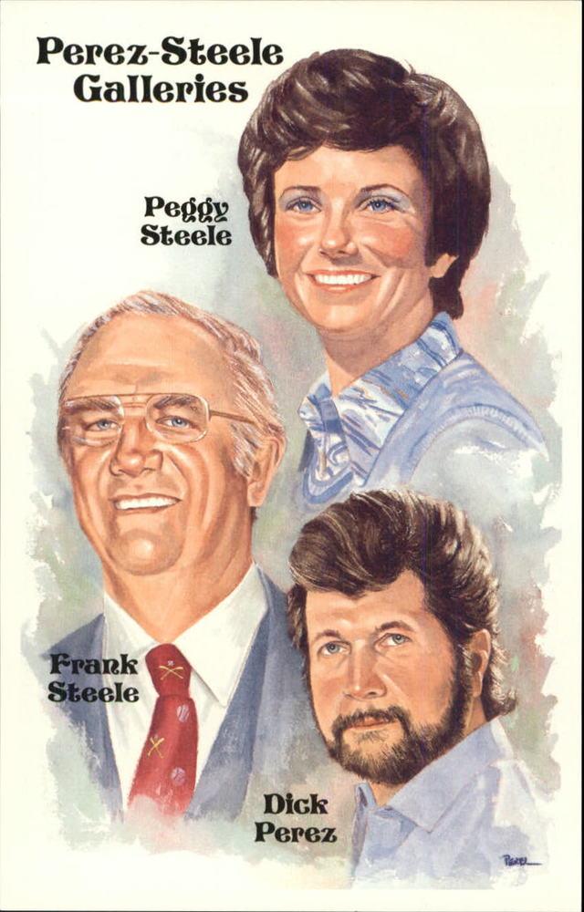 1980-02 Perez-Steele Hall of Fame Postcards #E Perez-Steele Galleries -- Set #08689