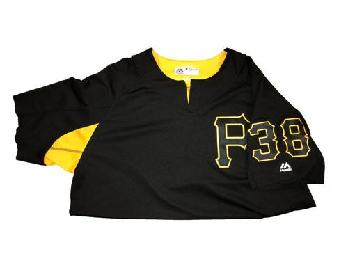 #38 Team-Issued Batting Practice Jersey