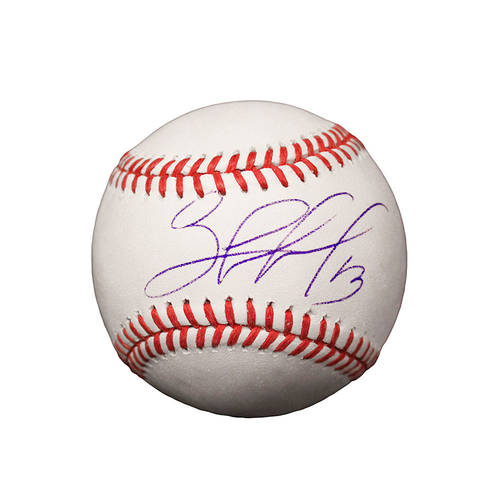 Photo of Salvador Perez Autographed Baseball