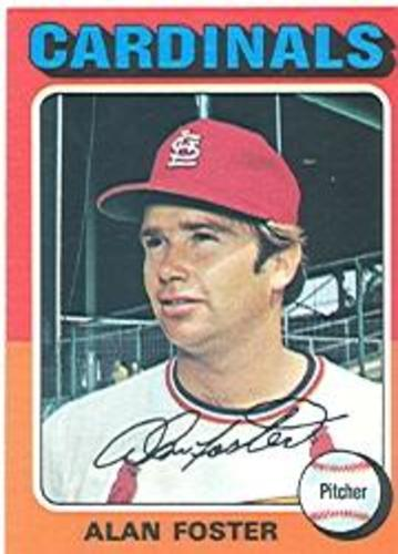 Photo of 1975 Topps #296 Alan Foster