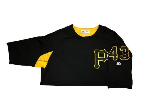 #43 Team-Issued Batting Practice Jersey