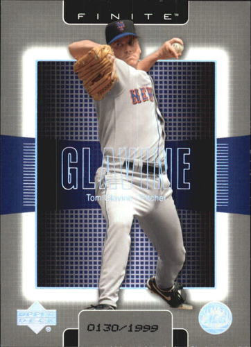 Photo of 2003 Upper Deck Finite #59 Tom Glavine