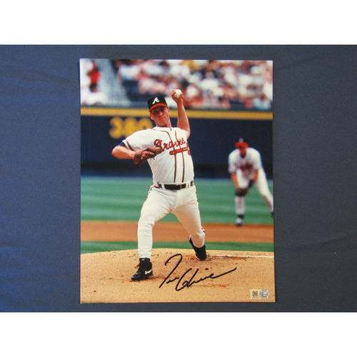 Photo of Braves Charity Auction - Tom Glavine Autographed Photo