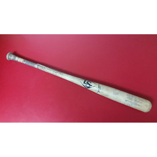 Photo of Game-Used Bat: Daniel Murphy