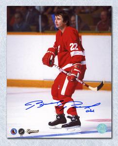 Brad Park Detroit Red Wings Autographed 8x10 Photo