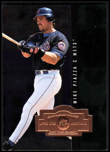 Photo of 1998 SPx Finite #356 Mike Piazza CG