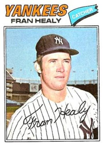 Photo of 1977 Topps #148 Fran Healy