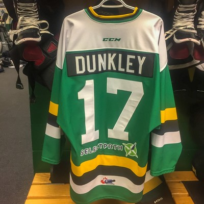 Nathan Dunkley Warmup Jersey
