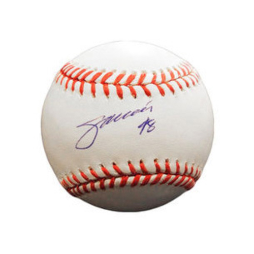 Photo of Joakim Soria Autographed Baseball