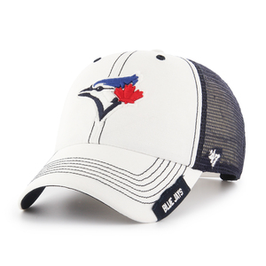 Toronto Blue Jays Hooch Clean Up Adjustable Cap White by '47 Brand