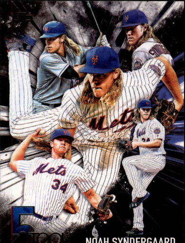 Photo of 2017 Topps Five Tool #5T35 Noah Syndergaard