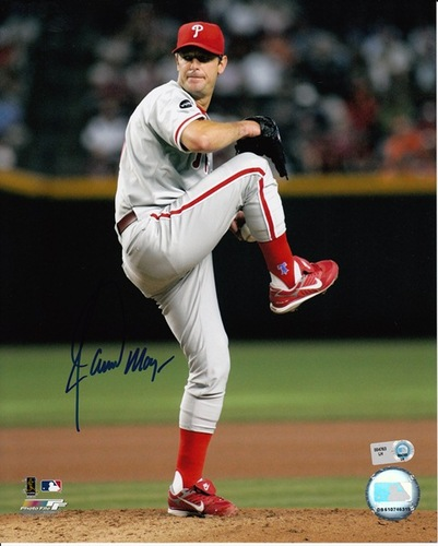 Photo of Jamie Moyer Autographed 8x10