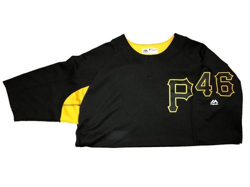 Photo of #46 Team-Issued Batting Practice Jersey