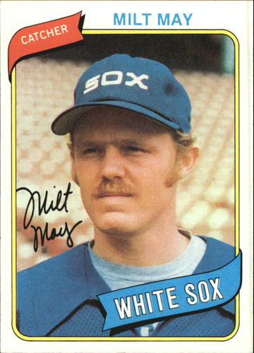 Photo of 1980 Topps #647 Milt May
