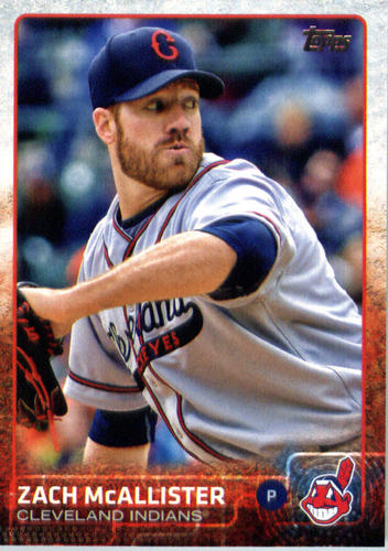 Photo of 2015 Topps Update #US69 Zach McAllister