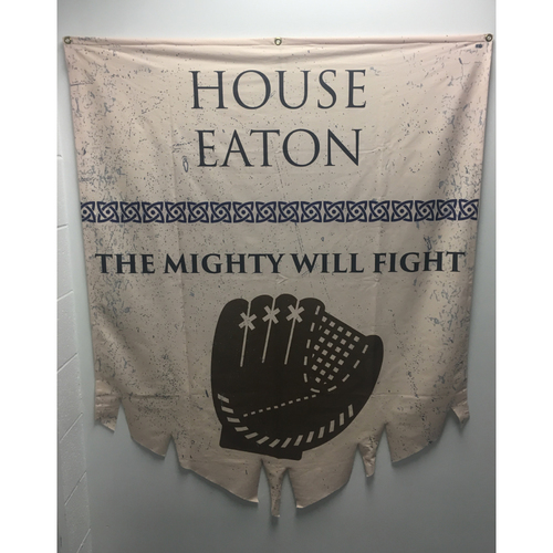 Photo of House of Eaton - Game of Thrones Night Banner