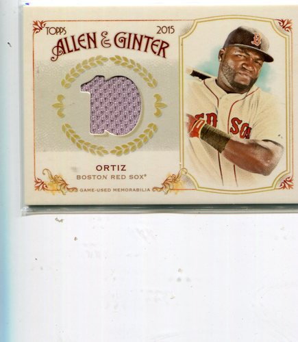 Photo of 2015 Topps Allen and Ginter Relics #FSRBDO David Ortiz