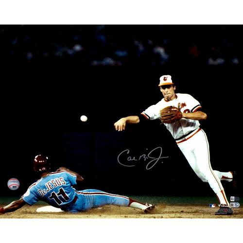 Cal Ripken Baltimore Orioles Autographed 16