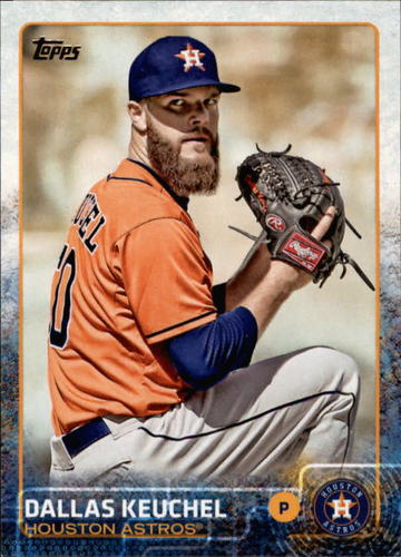 Photo of 2015 Topps #477 Dallas Keuchel