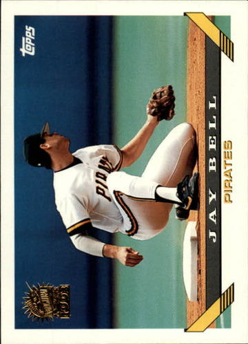Photo of 1993 Topps Inaugural Marlins #354 Jay Bell