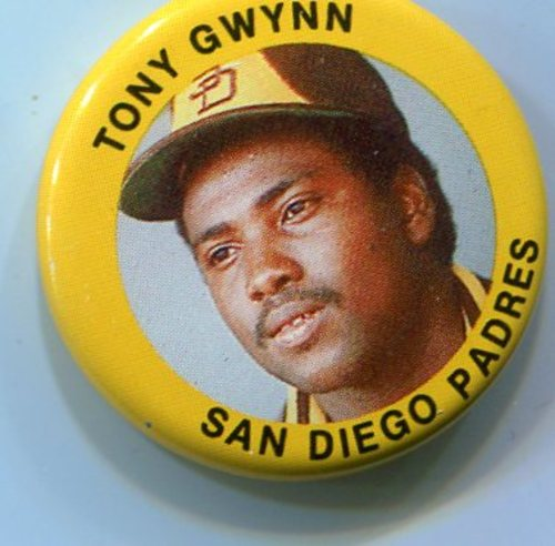 Photo of 1984 Fun Foods Pins #28 Tony Gwynn