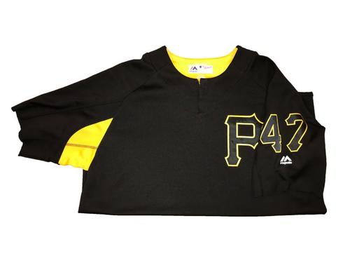 Photo of #47 Team-Issued Batting Practice Jersey