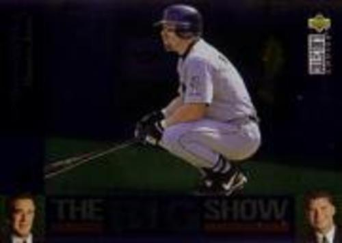 Photo of 1997 Collector's Choice The Big Show #24 Jeff Bagwell