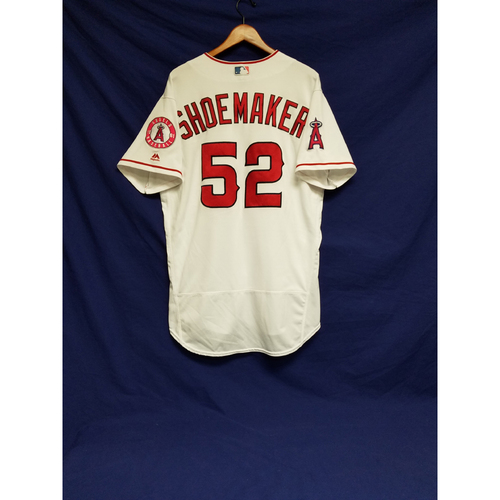Photo of Matt Shoemaker 2016 Team-Issued Home Jersey