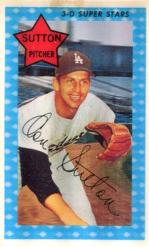 Photo of 1971 Kellogg's #31 Don Sutton