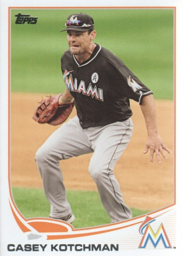 Photo of 2013 Topps Update #US81 Casey Kotchman