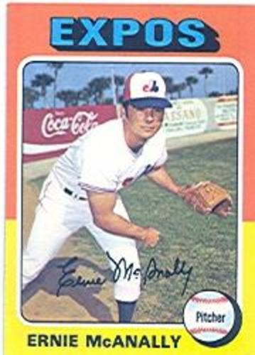 Photo of 1975 Topps #318 Ernie McAnally