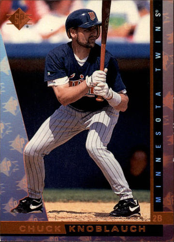 Photo of 1997 SP #110 Chuck Knoblauch