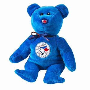 Toronto Blue Jays TY Beanie Bear by TY Inc.