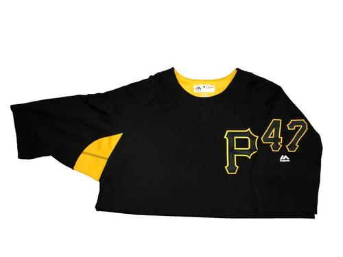 #47 Team-Issued Batting Practice Jersey