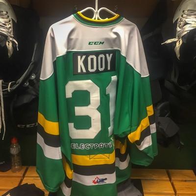 Jordan Kooy Warmup Jersey