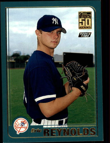 Photo of 2001 Topps Traded #T243 Eric Reynolds RC