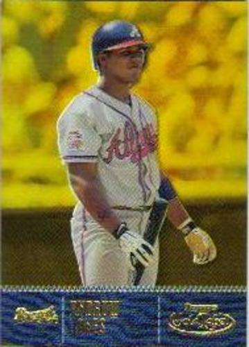 Photo of 2001 Topps Gold Label Class 2 Gold #6 Andruw Jones