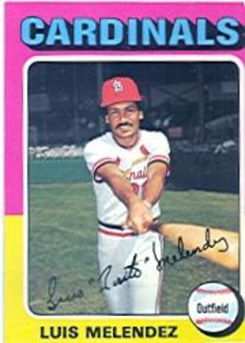 Photo of 1975 Topps #353 Luis Melendez