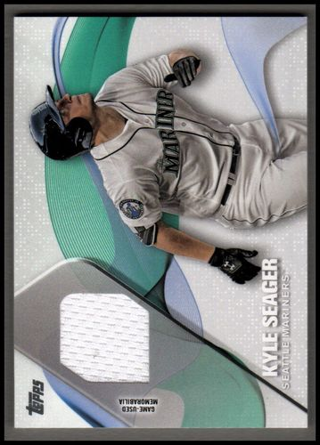 Photo of 2017 Topps Major League Materials #MLMKSE Kyle Seager