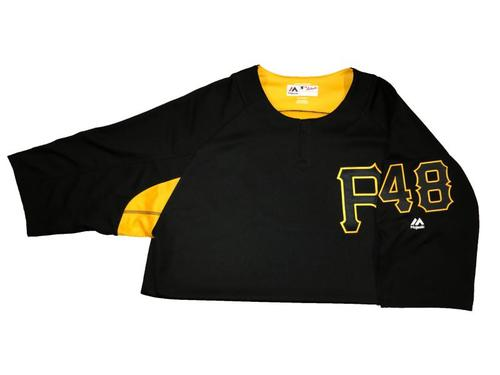 #48 Team-Issued Batting Practice Jersey