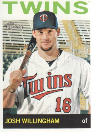 Photo of 2013 Topps Heritage #290 Josh Willingham