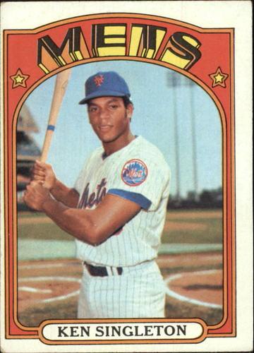 Photo of 1972 Topps #425 Ken Singleton