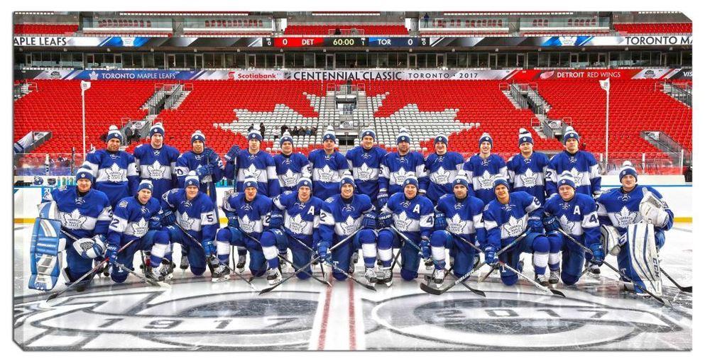 Toronto Maple Leafs - 14x28