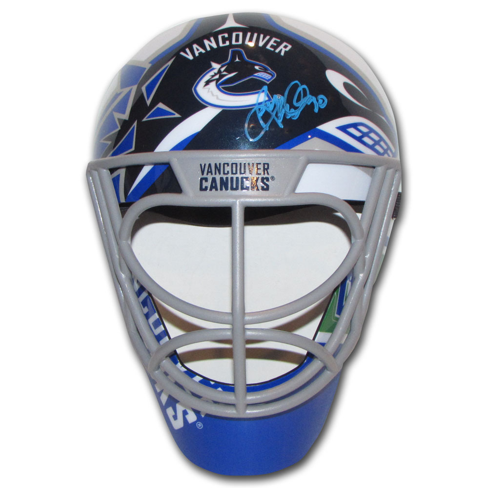 Ryan Miller Autographed Vancouver Canucks Fan Mask