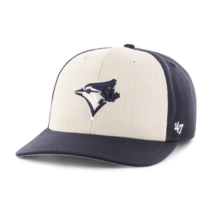 Toronto Blue Jays Inductor MVP Adjustable Cap Navy by '47 Brand