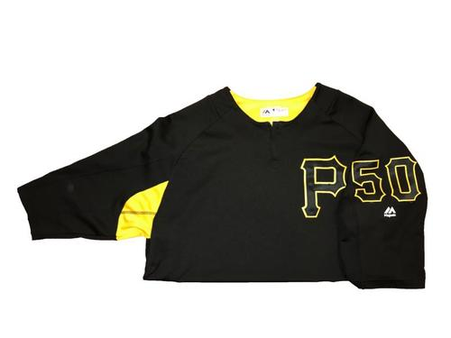 #50 Team-Issued Batting Practice Jersey